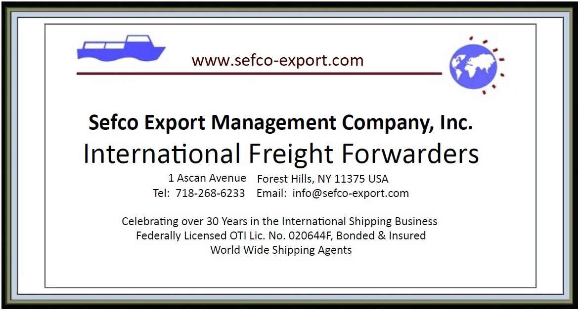 International Freight Forwarding Services: We Ship Personal